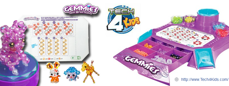 Gemmies Design Studio Tech 4 Kid