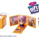 Gift 'ems Dolls from Jakks Pacific