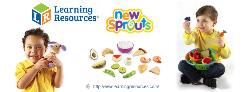 New Sprouts play sets- Best Preschool Toy