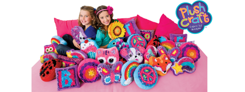 PlushCraft Fabric craft kits
