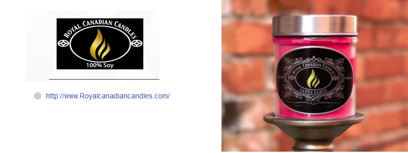 Royal Canadian Candles-Ring Candle Giveaway