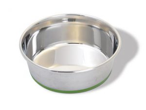 Van Ness Stainless Steel Dish