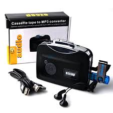 Ezcap230 Cassette Tape to Mp3 Converter
