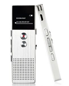 AGPtEK M23 8GB Digital Voice Recorder