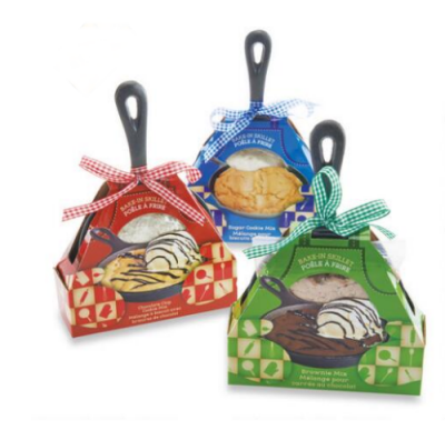 giant tiger cast iron skillet gift set - Cast Of The Christmas Gift