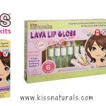 Kiss Naturals DIY Beauty Kits for Tweens