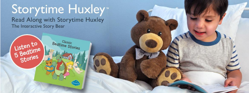 Storytime Huxley and Charley the Chameleon Giveaway