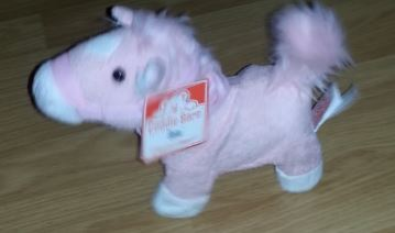 Dolly the Pink Pony
