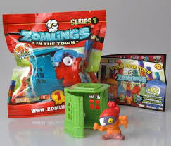 Zomlings from Whatnot Toys
