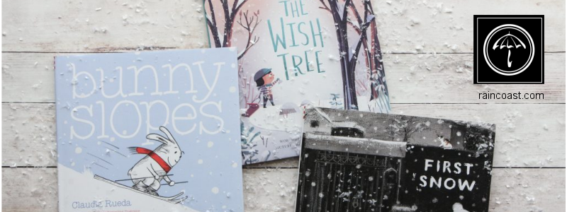 Winter Themed Children's Books Giveaway