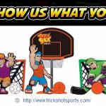 Trick Shot Sports Dudes  (Tucker Toys)