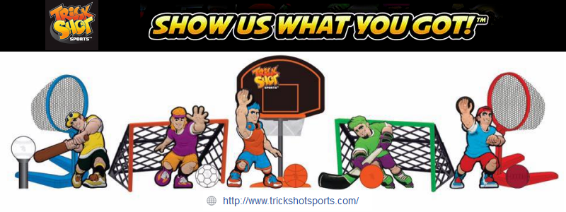 Trick Shot Sports Dudes  (Tucker Toys)