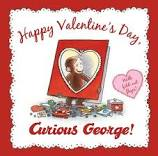 Happy Valentine's Day, Curious George-