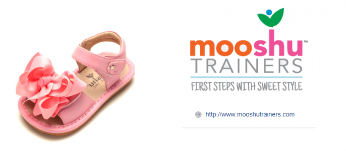 Mooshu TRAINERS Squeaky Shoes