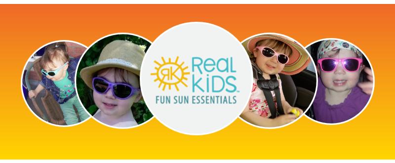 Kid's Sunglasses-Real Kids Shades