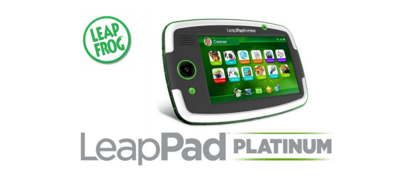 Leapfrog LeapPad Platinum Kids Learning Tablet