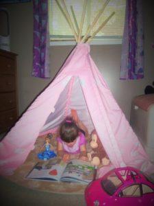 Kamp around the Crib Tent