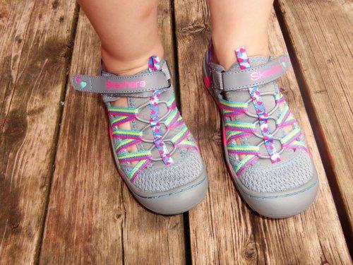 Skechers Closed Toe Sandals
