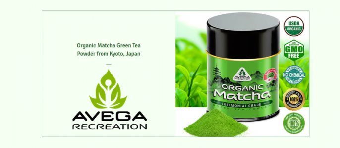 ORGANIC MATCHA ​ Green Tea Powder