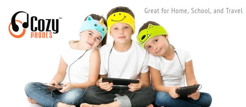 CozyPhones Headphones- The Best Headphones Giveaway