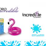 Inflatable Pool Floats-  Incredible Novelties