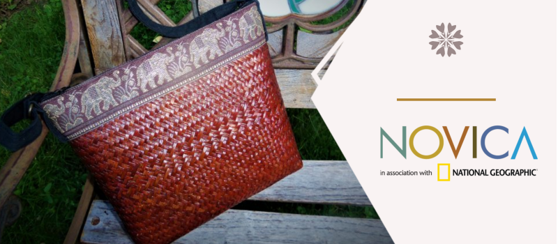 Custom Artisan handcrafted handbag