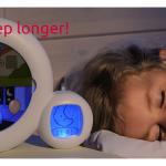 Kid'Sleep Moon Sleep Trainer Clock