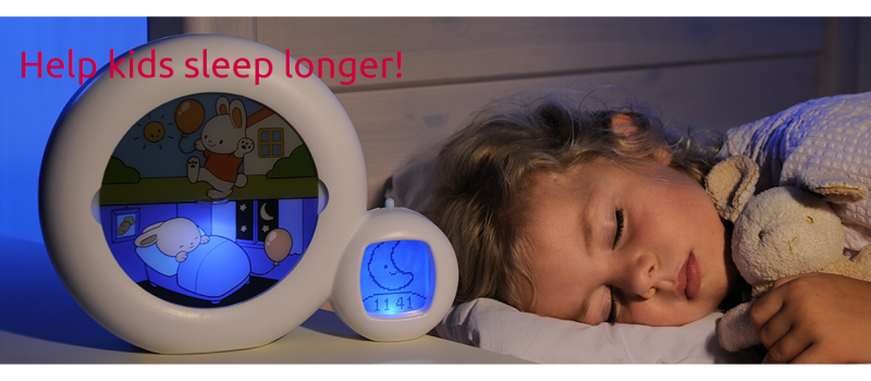 Kid'Sleep Moon Sleep Trainer Clock
