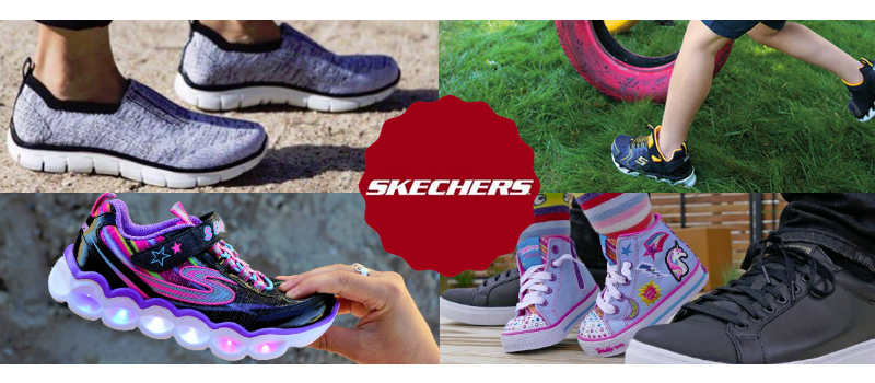 Summer Shoes for the whole Family