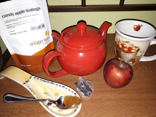 Candy Apple tea