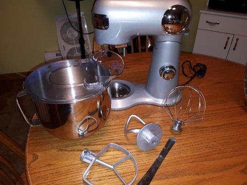 Cuisinart Precision Master 5.5 Quart Stand Mixer