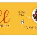 Adagio Teas Fall Flavors