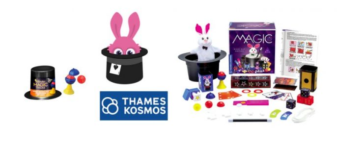 Thames & Kosmos Magic Kit Magic Hat