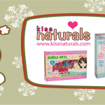 Kiss Naturals DIY Beauty Kits for Girls & Giveaway