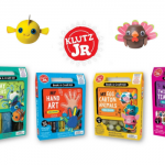 Klutz Jr. A new line of book and craft kits