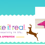 Make It Real mermaid tail blanket kit Giveaway