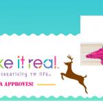Make It Real mermaid tail blanket kit Giveaway