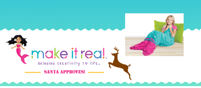 Make It Real mermaid kit