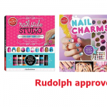 Nail Art Books and nail art kits from Klutz