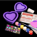 skullduggery Perfect Craft Heart-shaped Keepsake Box