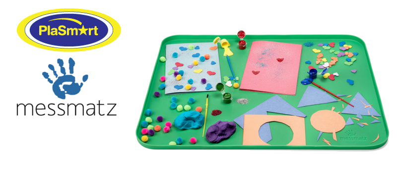 Messmatz play mat by PlaSmart