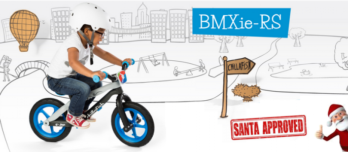 BMXie-RS Balance Bike Review & Giveaway