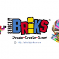 Strictly Briks is the ultimate source for creative play!
