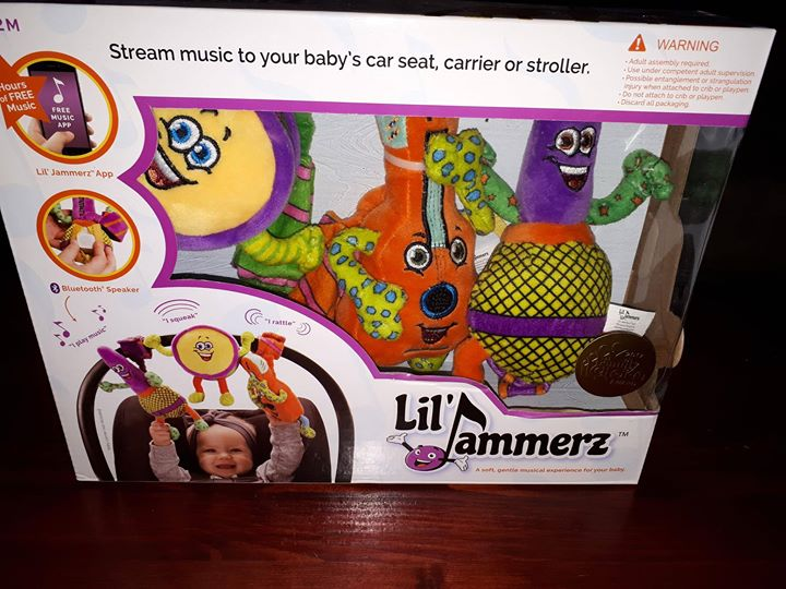 Lil' Jammerz – Plush Musical Friends