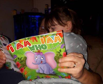 Self esteem children's book
