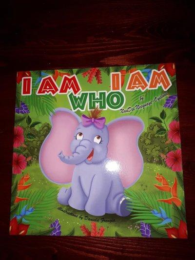 I Am Who I Am Paperback