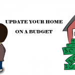 Top 5 Ways to Update Your Home on a Budget