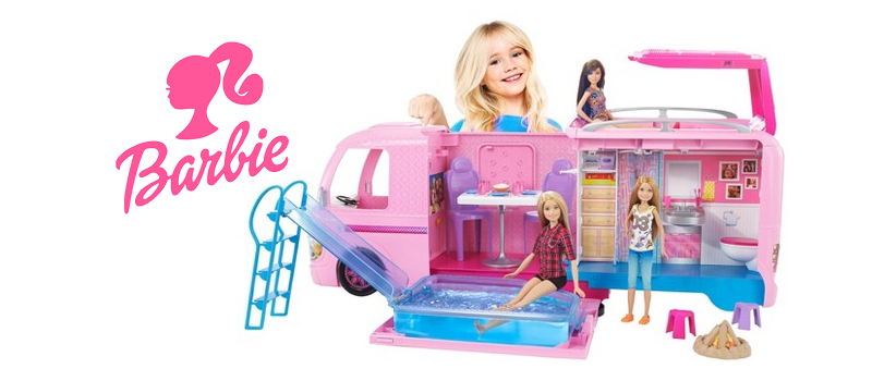 Barbie Dream Camper Play Set