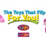 FlipaZoo and FlipZee Girls mini dolls- Stocking Stuffers