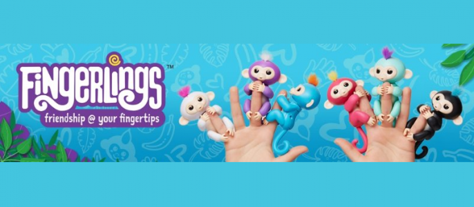 Where To Buy WowWee Fingerlings